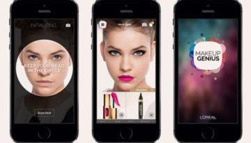 L'Oréal Genious App